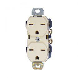 Duplex Receptacle 15 Amp/240 Volt
