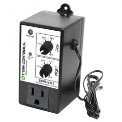 Titan Controls® Zephyr™ 1 - Day/Night Temp Controller