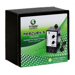 Titan Controls® Mercury® 3 - Day/Night Fan Controller