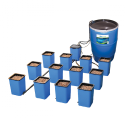 Flo-n-Gro Ebb & Flow 12 Site System