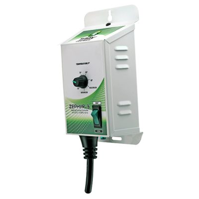 Titan Controls® Zephyr™ 3 - Heating/Cooling Controller