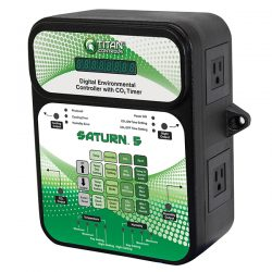 Titan Controls® Saturn® 5 - Digital Environmental Controller with CO2 Timer