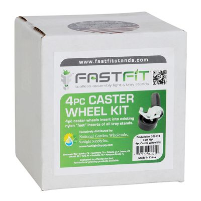 Fast FitFast Fit® Caster Wheels