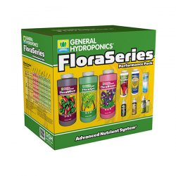 General Hydroponics FloraSeries Performance Pack