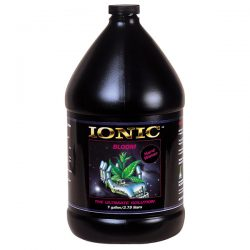 Ionic Bloom Hard Water
