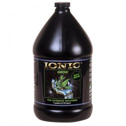 Ionic Grow Hard Water