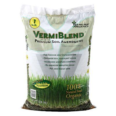 Vermicrop™ VermiBlend™ Premium Soil Amendment