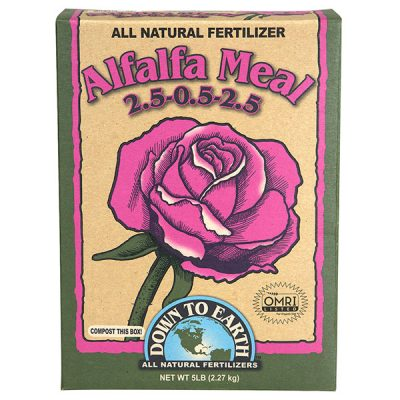 Down To Earth Alfalfa Meal