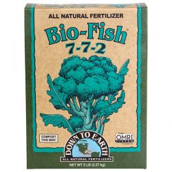 Down To Earth Bio-Fish