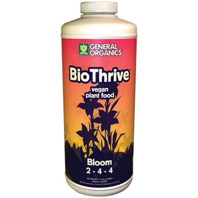 General Organics BioThrive Bloom