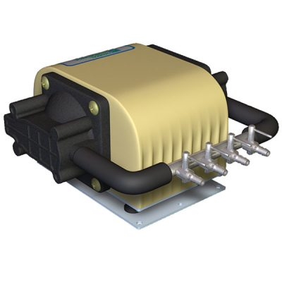 Dual Diaphragm Air Pump