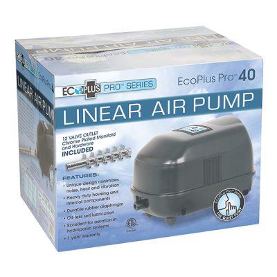 EcoPlus Pro Linear Air Pumps