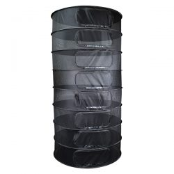 Grower's Edge® Dry Rack Enclosed with Zipper Opening - 3'