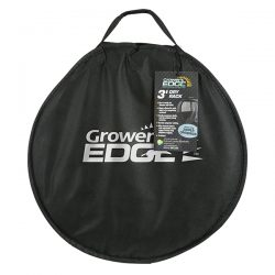Grower's Edge® Dry Rack with Clips - 3'