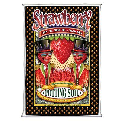 Strawberry Fields Fruiting & Flowering Potting Soil