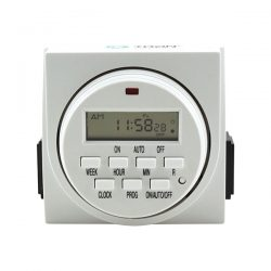 Titan Controls Apollo 9 Duel Outlet Digital Timer