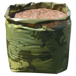 Camo Grow Bag 30 Gallon
