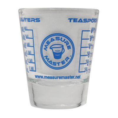 Measure Master® Sure Shot Measuring Glass