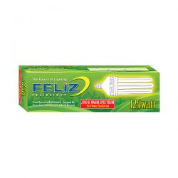 Feliz Red CFL 2700K