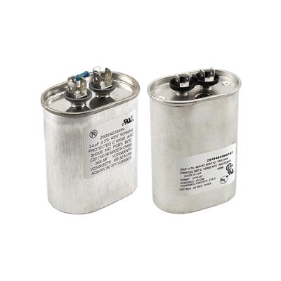 Capacitors - MH