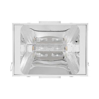 """Sun System LEC Brand 630 Watt 8"""" Air Cooled Fixture"""