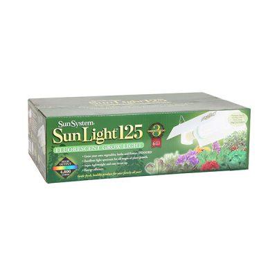 SunLight 125 Fluorescent Fixture