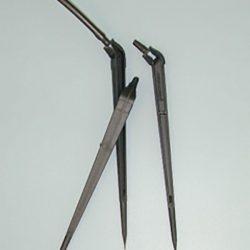 45 Degree Angled Drip Stake