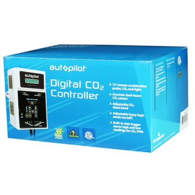 Autopilot Digital CO2 Controller w/Fuzzy Logic