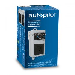 Autopilot Analog Day & Night Cooling/Heating Thermostat