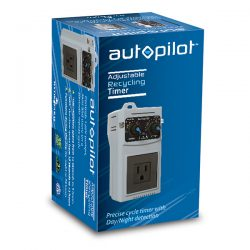 Autopilot 24hr. Analog Recycling Timer
