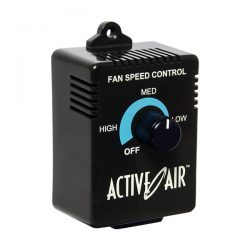 Active Air Fan Speed Controller