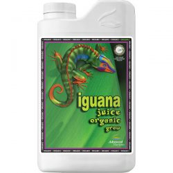 Advanced Iguana Juice Organic Grow OIM