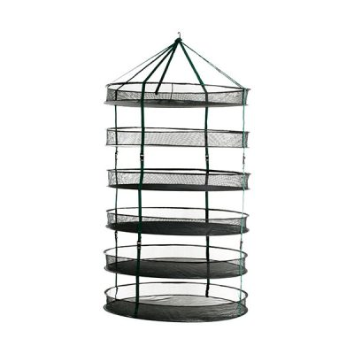 STACK!T Drying Rack w/Clips, 3 ft