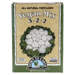 Down to Earth Vegan Mix 6 lb.