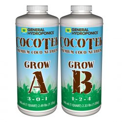 General Hydroponics CocoTek Grow A & B