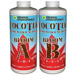 General Hydroponics CocoTek Bloom A & B
