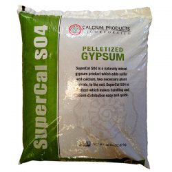 North Country Organics Pelletized Gypsum