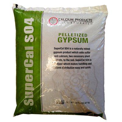 North Country Organics Pelletized Gypsum