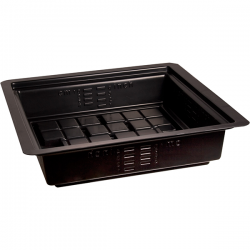 Active Aqua Flood Table 2' x 2' (Black)
