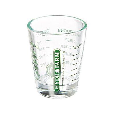 Mini Measure Shot Glass