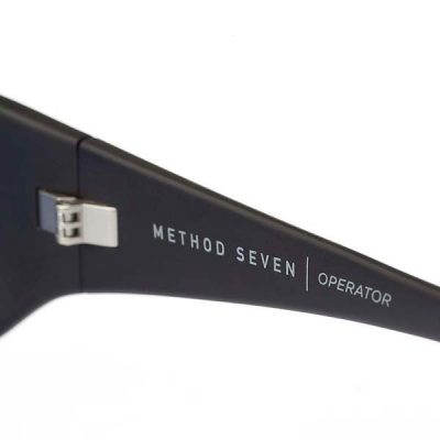 Method Seven Operator LED Black
