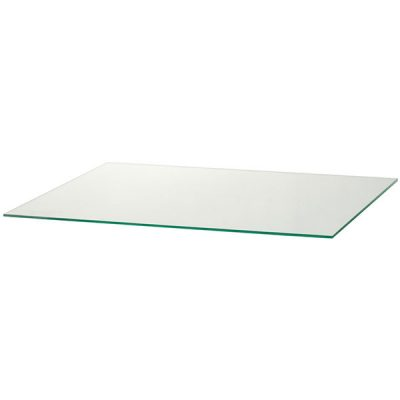Safety Glass for Radiant Reflector