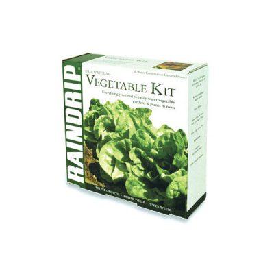 RainDrip Vegetable Garden Watering Kit