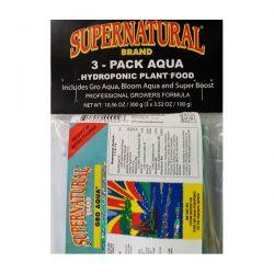 Supernatural Aqua Three Pack