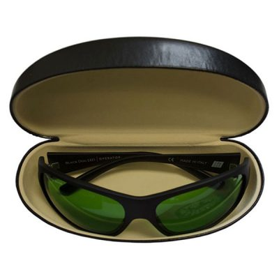 Black Dog LED Glasses
