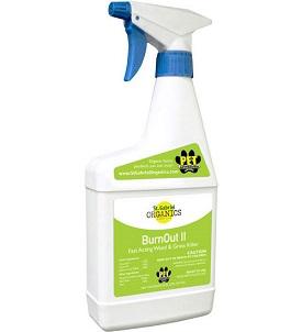 Burnout II Weed & Grass Killer RTU