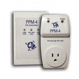 PPM-4 CO2 Controller