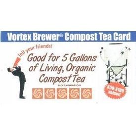 Compost Tea Card