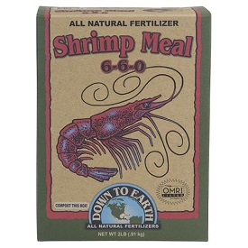 Down To Earth Shrimp Meal
