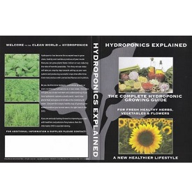 Hydroponics Explained DVD